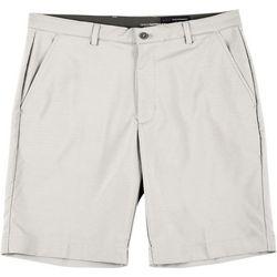Greg Norman Golf Mens Woven Tech Shorts
