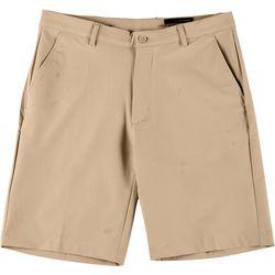 Greg Norman Collection Mens Tech Golf Shorts