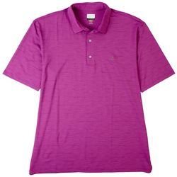 Greg Norman Collection Mens Performance Lined Polo