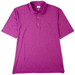 Mens Performance Lined Polo