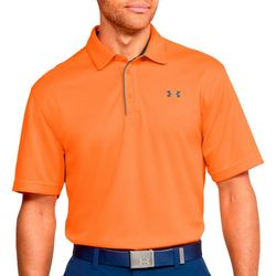 Under Armour Mens UA Tech Polo Shirt