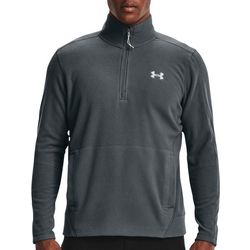 Under Armour Mens OffGrid Fleece 1/4 Zip Pullover