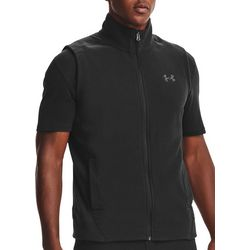 Under Armour Mens OffGrid Fleece Zippered Vest