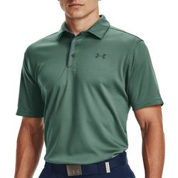 Under Armour Mens Core UA Tech Golf Polo Shirt