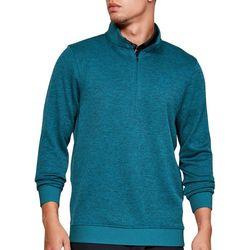 Mens UA Storm Fleece Quarter Zip Sweater
