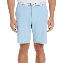 PGA TOUR Mens Horizontal Textured Shorts