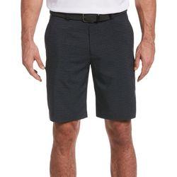PGA TOUR Mens Heathered Pinstripe Shorts