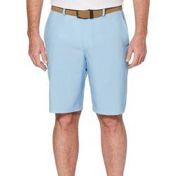 PGA TOUR Mens Two Tone Active Waistband Golf Shorts