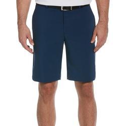 Mens Diamond Print Shorts