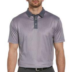 Mens Mini Club Print Polo Shirt