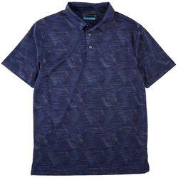 Mens Argile Short Sleeve Polo Shirt