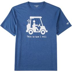 Golf America Mens This Is How I Roll T-Shirt