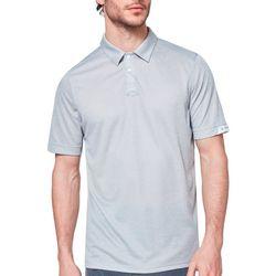 Oakley Mens Gravity 2.0 Logo Polo Shirt