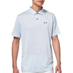 Oakley Mens Gravity logo Polo Shirt