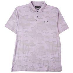 Oakley Mens Gravity Camo Polo Shirt