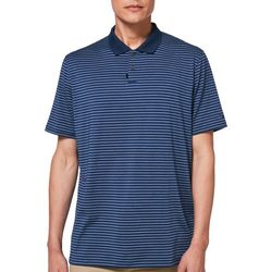Oakley Mens Jaquard Stripe Polo Shirt