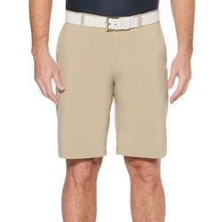 Mens Active Flex Media Pocket Golf Shorts