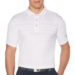 Jack Nicklaus Mens Birds Eye Polo Shirt