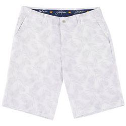 Jack Nicklaus Mens Seersucker Palm Golf Shorts