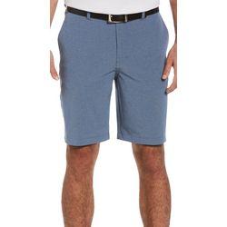 Jack Nicklaus Mens Flat Front Golf Shorts