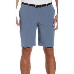 Mens Flat Front Golf Shorts