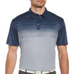 Mens Omber Golf Polo Shirt