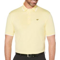 Mens Solid Golf Polo Shirt