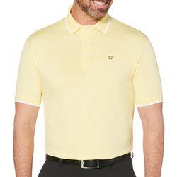 Mens Solid Golf Polo Shirt