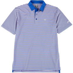 Callaway Mens Stripe Pro Polo Shirt
