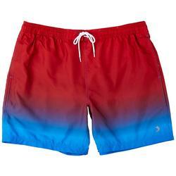 Mens Aquatica Americana Ombre Boardshorts