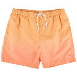 Reel Legends Mens Aquatica Ombre Orange Boardshorts