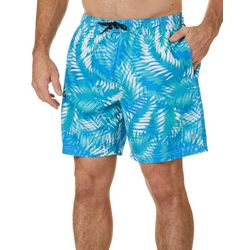 Reel Legends Mens Aquatica Trio Palm Boardshorts