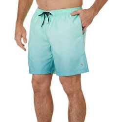 Reel Legends Mens Aquatica Ombre Print Boardshorts