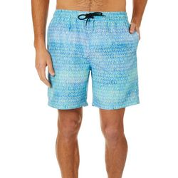 Reel Legends Mens Rainbow Tarpon Boardshorts