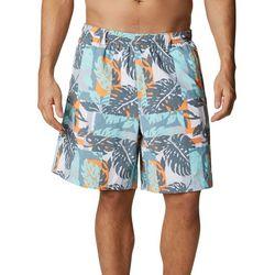 Columbia Mens Super Backcast Oalm Storm Swim Shorts
