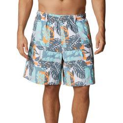 Mens Super Backcast Oalm Storm Swim Shorts