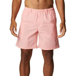 Columbia Mens PFG Backcast III Solid Swim Shorts