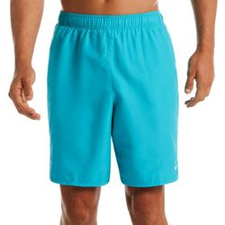 Mens Core Solid Swim Trunks