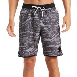 Mens Diverge Camo Swim Trunks