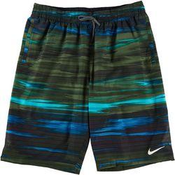 Nike Mens Sky Stripe 11 Shorts