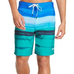 Speedo Mens Bondi Stripe Boardshorts