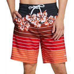 Mens Bondi Floral Strand Boardshorts