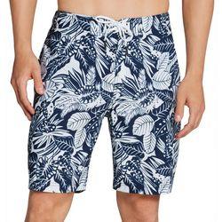 Speedo Mens Bondi Etched Floral Boardshorts