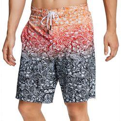Speedo Mens Bondi Ombre Batik Boardshorts