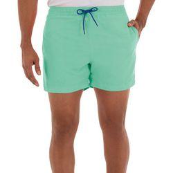 Guy Harvey Mens Solid Billfish Volley Shorts