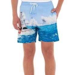 Mens Paradise Volley Shorts