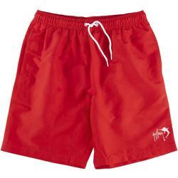 Mens Solid Sailfish Volley Shorts