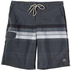 Ocean Current Mens Dash Stripe Boardshorts