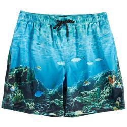 Mens Underwater World Volley Short