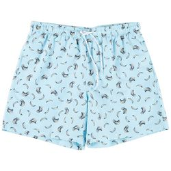 Boca Classics Mens Banana Swim Trunks